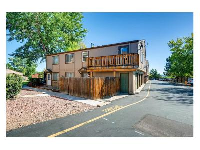 Littleton Condo/Townhouse Under Contract: 7700 West Glasgow Place #15A