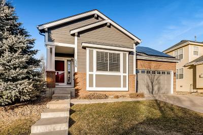 Arapahoe County Single Family Home Under Contract: 1326 South Buchanan Way