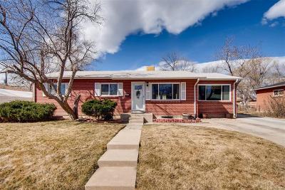 Arvada Single Family Home Active: 6685 Kline Street