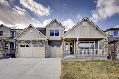 Denver Single Family Home Active: 5001 Malaya Street