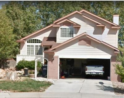 Highlands Ranch Single Family Home Under Contract: 1317 Knollwood Way
