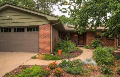 Wheat Ridge Single Family Home Under Contract: 3055 Wright Street