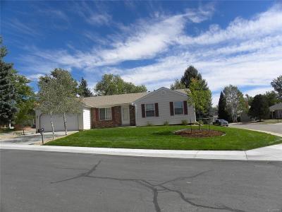 Centennial Single Family Home Active: 5346 South Quintero Street