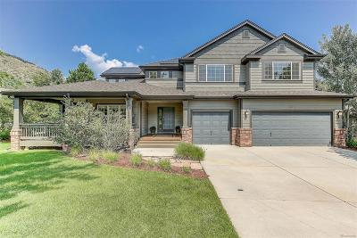 Jefferson County Single Family Home Under Contract: 19051 Eagle Ridge Drive