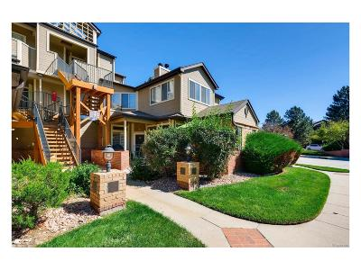 Greenwood Village Condo/Townhouse Under Contract: 6001 South Yosemite Street #J104