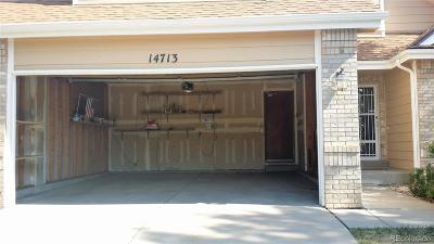 Aurora Single Family Home Active: 14713 East Bellewood Place