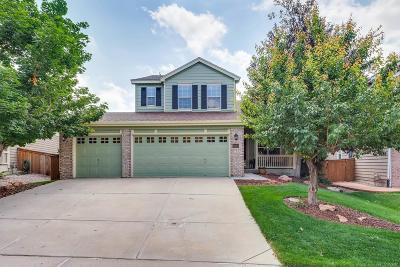 Highlands Ranch Single Family Home Under Contract: 9884 Mulberry Way