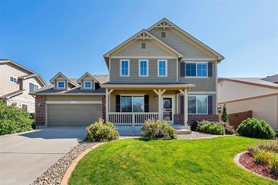 Arvada Single Family Home Active: 5342 Parfet Street
