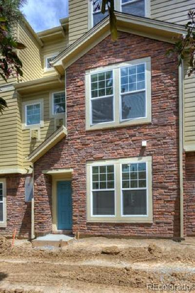 Broomfield Condo/Townhouse Active: 12873 King Street
