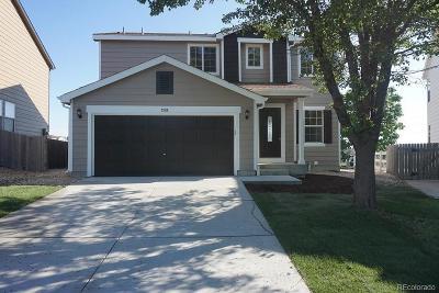 Single Family Home Active: 1588 Contestoga Trail