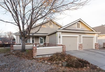 Wheat Ridge Single Family Home Under Contract: 4062 Lee Circle
