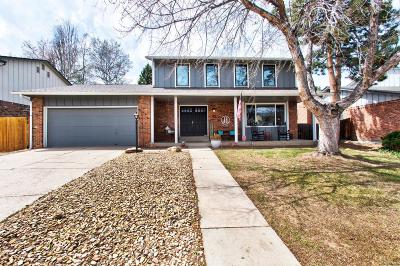 Centennial Single Family Home Under Contract: 7915 South Monaco Court