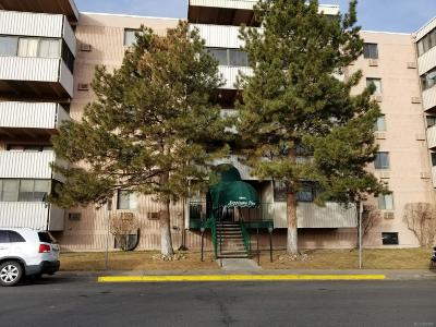 Aurora Condo/Townhouse Active: 1011 South Ironton Street #504