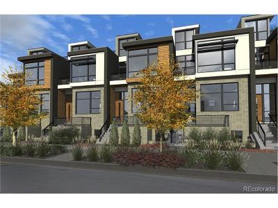 Denver Condo/Townhouse Active: 6868 East Lowry Boulevard #27