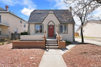 Denver Single Family Home Active: 3422 Bruce Randolph Avenue