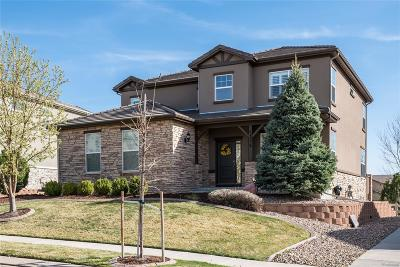 Broomfield Single Family Home Under Contract: 3072 Promontory Loop