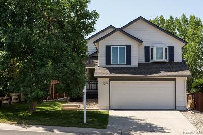 Highlands Ranch Single Family Home Active: 6584 Laguna Circle