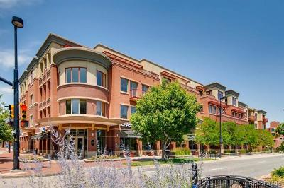 Boulder Condo/Townhouse Active: 1301 Canyon Boulevard #410