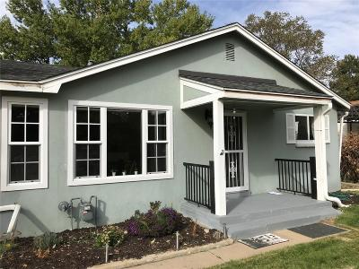 Golden, Lakewood, Arvada, Evergreen, Morrison Single Family Home Under Contract: 2145 Garrison Street