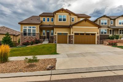 Arvada Single Family Home Active: 9433 Noble Way