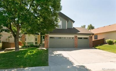 Highlands Ranch Single Family Home Active: 10052 Sage Sparrow Court