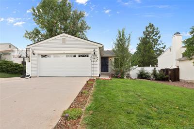 Aurora CO Single Family Home Active: $285,000