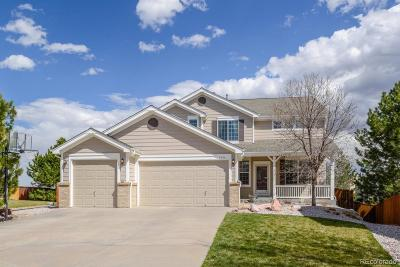 Castle Rock Single Family Home Active: 7334 Almandine Court