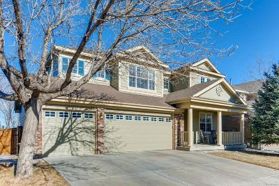 Parker Single Family Home Under Contract: 9759 Centre Circle