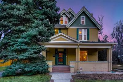 Single Family Home Active: 2160 South Columbine Street