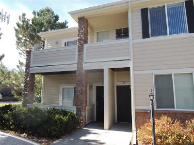 Aurora Condo/Townhouse Under Contract: 16811 East Hawaii Drive #4D