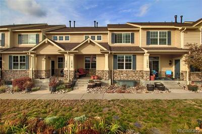Littleton Condo/Townhouse Under Contract: 12970 West Burgundy Drive