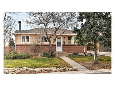 Denver Single Family Home Under Contract: 184 Leona Drive