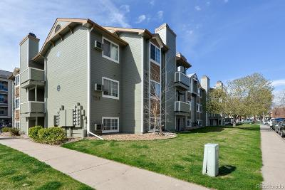 Fort Collins Condo/Townhouse Under Contract: 720 City Park Avenue #A130