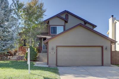 Highlands Ranch Single Family Home Active: 9271 Camelback Street