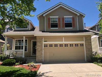 Single Family Home Active: 6083 South Zeno Court