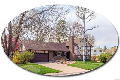 Centennial Single Family Home Active: 6795 South Gilpin Circle