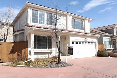 Highlands Ranch CO Single Family Home Under Contract: $425,000