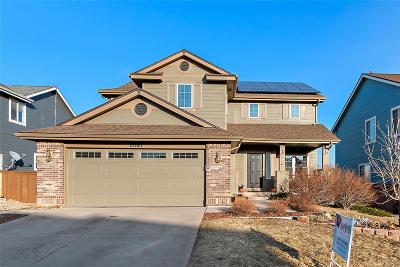 Highlands Ranch Single Family Home Active: 10260 Bentwood Lane