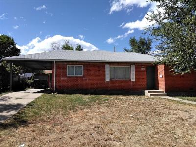 Adams County Single Family Home Active: 9321 Gaylord