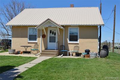 Elbert County Single Family Home Active: 38595 Monroe Street