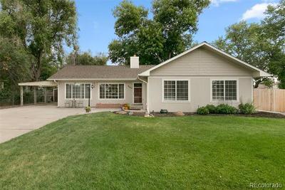 Single Family Home Active: 4695 Miller Street