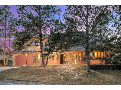Parker Single Family Home Under Contract: 6356 Ponderosa Way