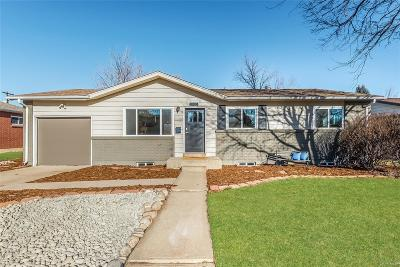 Arvada Single Family Home Under Contract: 6135 Johnson Way