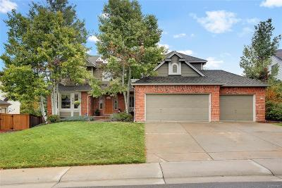 Highlands Ranch Single Family Home Active: 9476 Cherryvale Drive