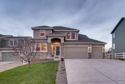 Castle Rock Single Family Home Active: 5266 Fawn Ridge Way