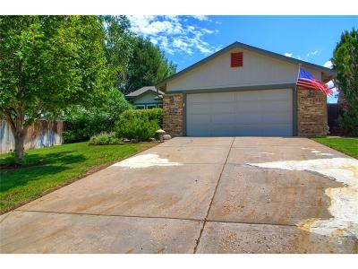 Highlands Ranch Single Family Home Under Contract: 9166 Stargrass Circle