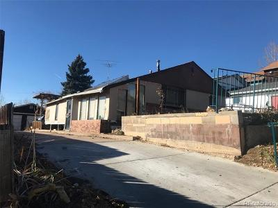 Englewood Single Family Home Active: 3325 South Clay Street