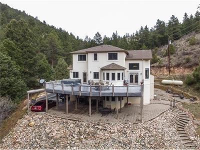 Conifer Single Family Home Active: 24199 Last Resort Creek Trail