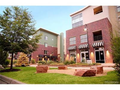 Boulder Condo/Townhouse Active: 3301 Arapahoe Avenue #120