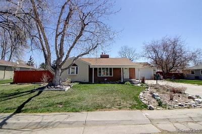 Arvada Single Family Home Active: 5440 Flower Court